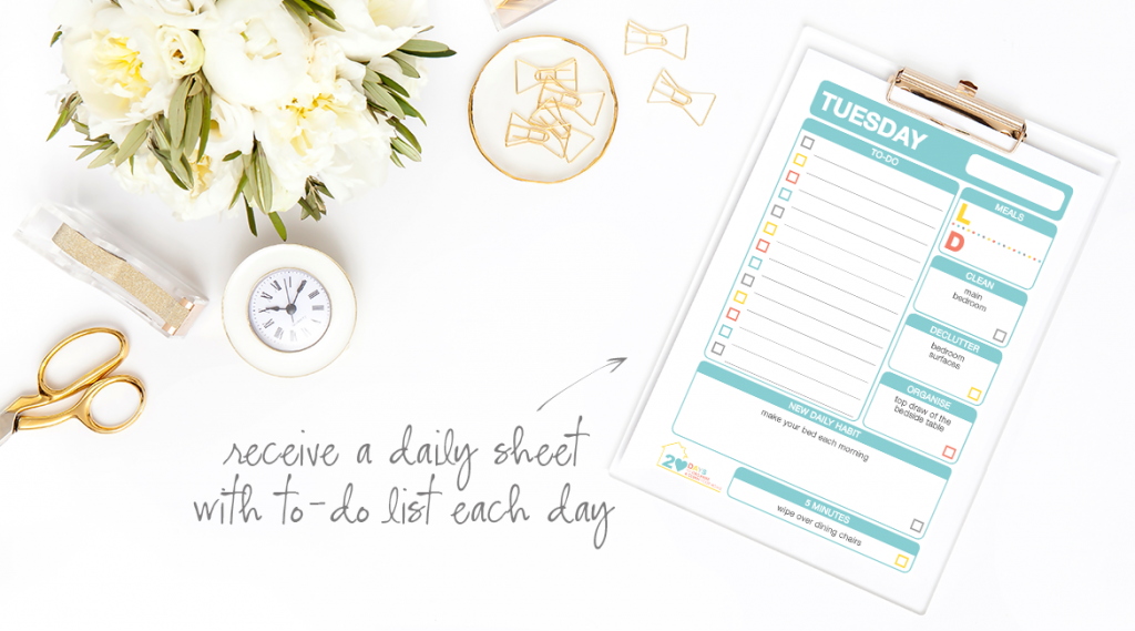 20-Days-to-Organise-and-Clean-Your-Home-2016 - with text 1